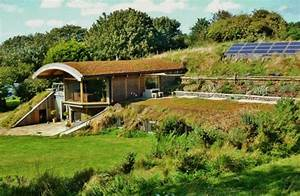 Earth Sheltered Homes: Energy