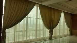 Tissus Decoration Murale : rideau en tissu meubles et d coration tunisie ~ Nature-et-papiers.com Idées de Décoration