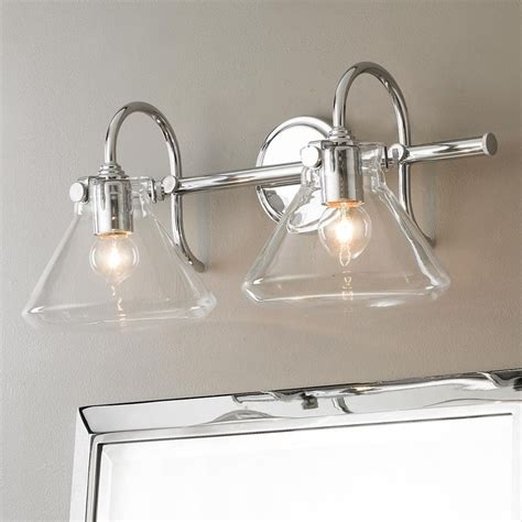 deep projection vanity light glass vial vanity light vanities glasses and inspiration
