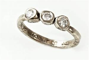 eco friendly engagement rings by jes maharry eco With earth friendly wedding rings