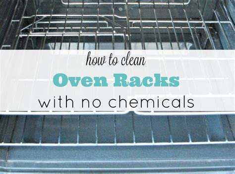 how to clean oven racks cleaning archives 4 real