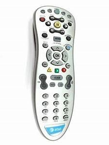 At U0026t U Uverse Universal Remote Rc1534803  00
