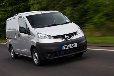 nissan nv review auto express