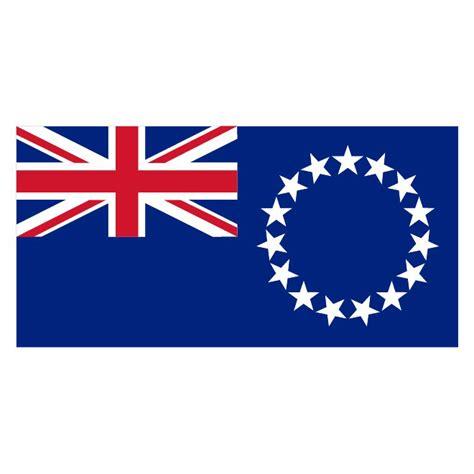 cook island flag template cook islands vector flag download at vectorportal