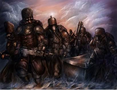 40k Krieg Death Korps Warhammer Wallpapers Guard