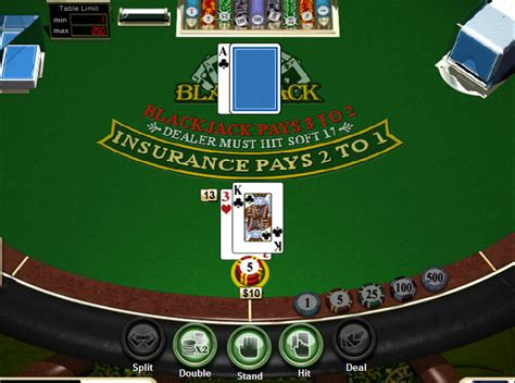 Play Blackjack Online  Online Blackjack Sites