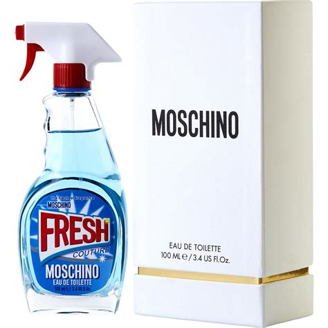 moschino fresh couture eau de toilette fragrancenet 174