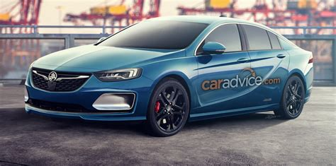 2018 Holden Commodore Details Released Fourcylinder