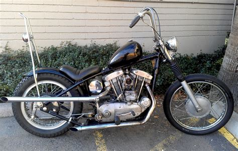 Sportster Chopper For Sale 1965 Xlch