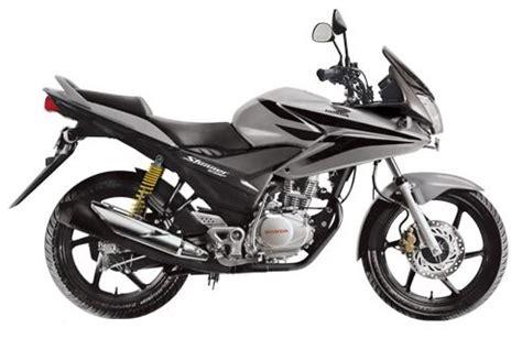 Bike Modification Of Honda Stunner by Honda Stunner Cbf Black Pictures Auto Modification Motor