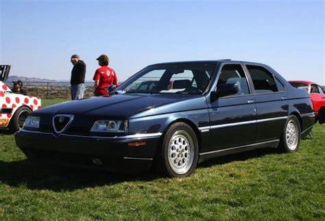 Alfa Romeo 164 Ls by Bat Exclusive 1994 Alfa Romeo 164 Ls Bring A
