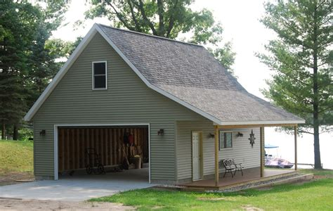 Pole Barn Garage On Pinterest