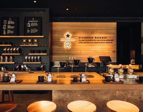 New Starbucks Reserve Coffee Bar in Canada   Starbucks Newsroom