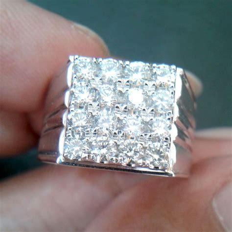 jual beli cincin pria mata 16 berlian eropa 0227 ring