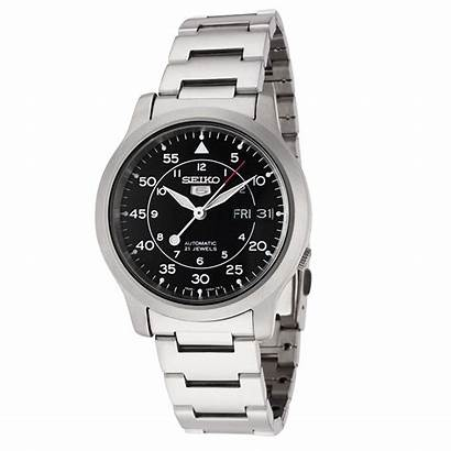 Seiko Automatic Snk809 Dial Stainless Steel Jewels