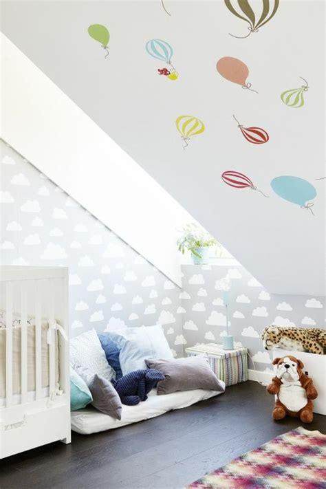 Kinderzimmer Mädchen Mit Dachschräge by Kinderzimmer Mit Dachschr 228 Ge 29 Tolle Inspirationen F 252 R