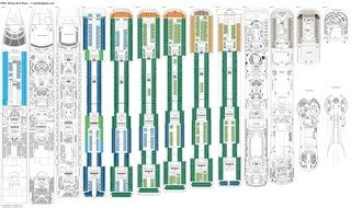 Msc Divina Deck Plan 10 by Msc Divina Deck 10 Deck Plan Tour