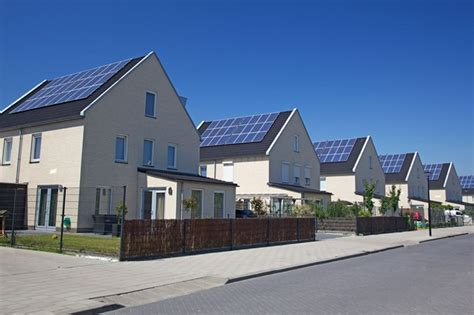 solar panels on houses enthusiasm for solar panels is contagious wired uk