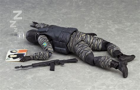 figma metal gear solid  gurlukovich soldier   spetsnaz