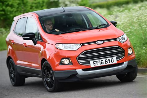 New Ford Ecosport Titanium S 2016 Review  Auto Express