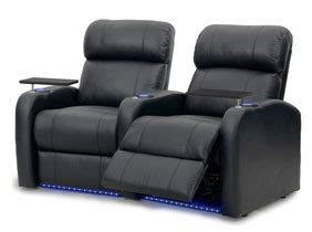 Leather Loveseat Sofa by 5 Tips To Select The Best Home Theater Seating By