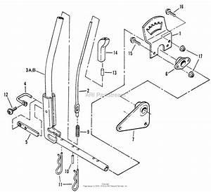 Snapper Lt125g33ab  80554  33 U0026quot  12 5 Hp Euro Tractor Series  U0026quot A U0026quot  Parts Diagram For Implement Lift