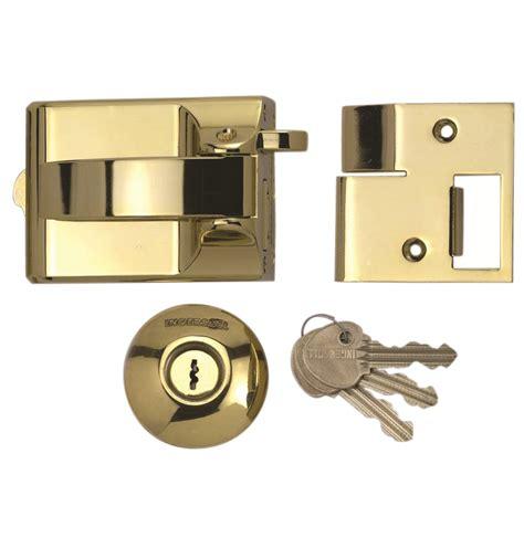 locks for doors that open outward ingersoll sc73 non deadlocking nightlatch outward opening