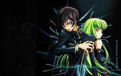 Geass Lelouch Code Lamperouge Anime Wallpapers Cc