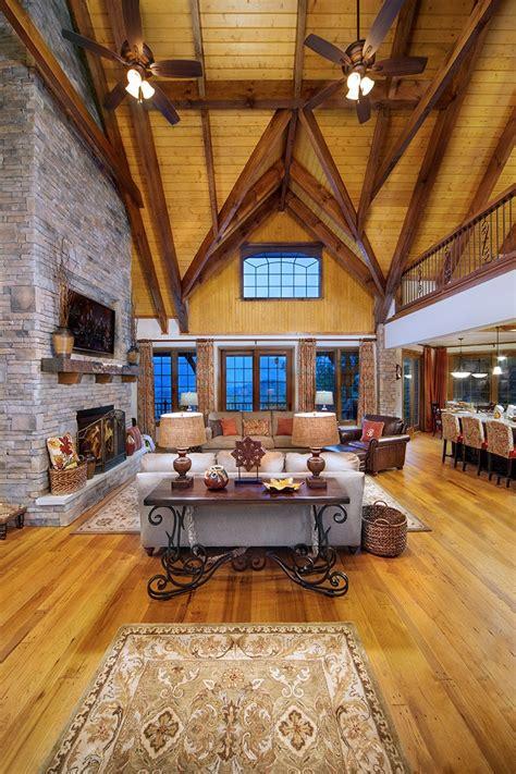 interiors homes log home interior pictures custom timber log homes