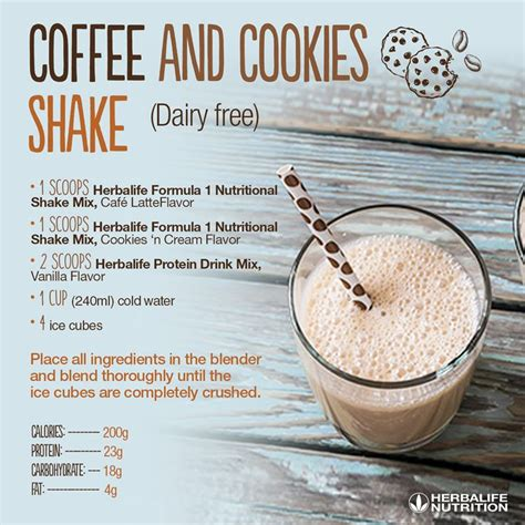 This coffee granita, with strong coffee, sugar, vanilla, and a bit of coffee liqueur is such an elegant dinner party dessert. Formula 1 Healthy Meal Nutritional Shake Mix Café Latte 780g