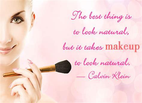 inspirational makeup quotes   girl