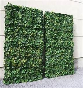 Wetterfeste Kunstpflanzen Balkon : individuelle heckenelemente kuv9 ~ Michelbontemps.com Haus und Dekorationen