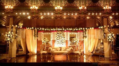 beautiful pakistani wedding baraat stage decoration
