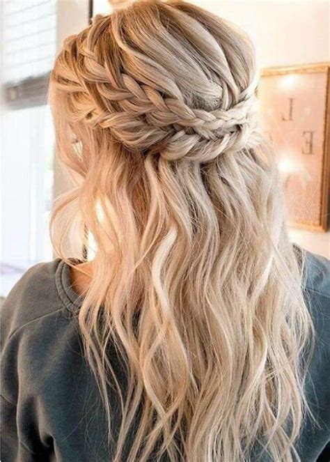 beautiful braided wedding hairstyles half up hairstyles 1 tania maras bespoke wedding