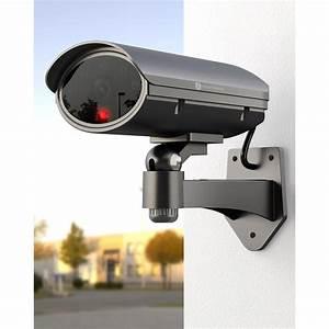 Camera De Surveillance Sans Fil Exterieur : cam ra factice motoris e smartwares cs90d leroy merlin ~ Melissatoandfro.com Idées de Décoration