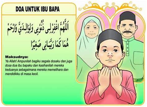 himpunan artikel islam ibu bapaakan  balas jasa kalian