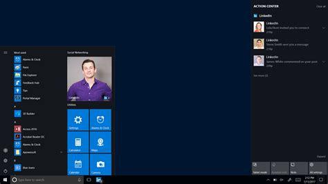 linkedin now has its own windows 10 app adweek