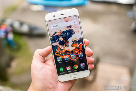 oppo r11 review android authority