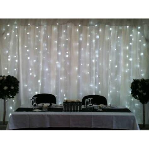 fairy light curtains hire christchurch fairy lights
