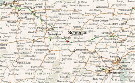 somerset pennsylvania location guide