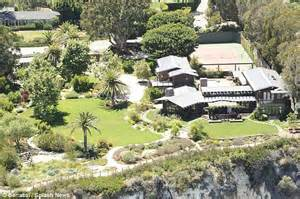 house plans with big bedrooms lands herself another stunning malibu estate