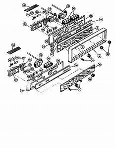 Thermador Msc239 Electric Range Parts