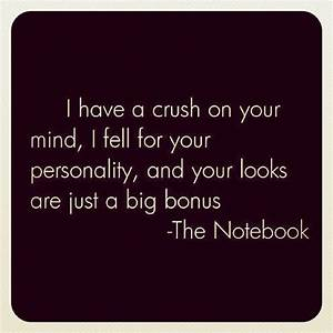 The Notebook Quote | Funny Pictures, Quotes, Memes, Jokes