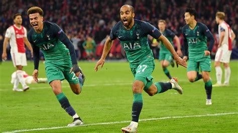 Tottenham vs. Ajax score: Lucas Moura Champions League hat ...