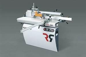 Machine à Bois Combiné : machine combin e hx260 machines bois alu pvc ~ Dailycaller-alerts.com Idées de Décoration