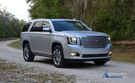 gmc yukon denali wd review test drive