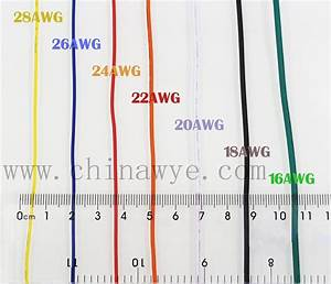 24 Awg Braided Copper Wire For Grounding Wire Or Flexible
