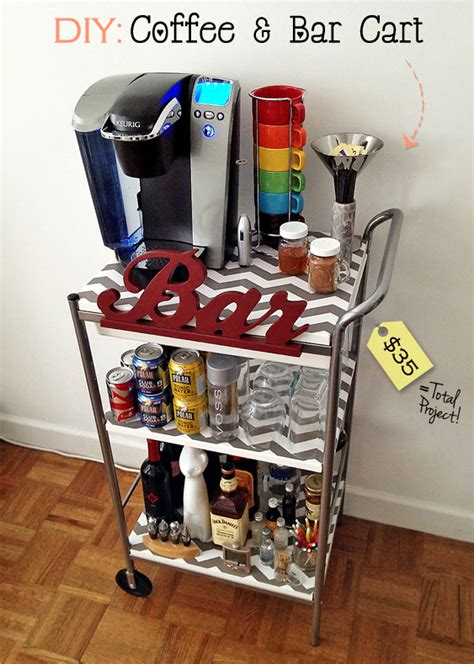 8 DIY Coffee Bar Ideas for Your Home   DIY for Life