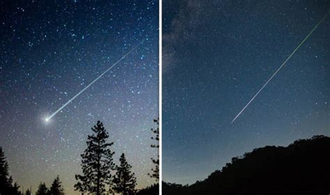 What Time Tonight Meteor Shower - orionids 2018 what time is the orionid meteor shower peak