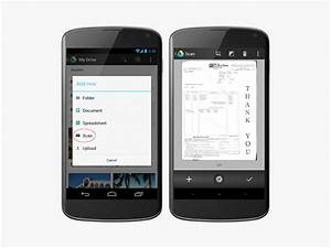 google drive lets you scan and search pdfs on your android With google drive document scanner